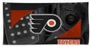 Philadelphia Flyers Beach Towel