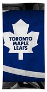 Toronto Maple Leafs Beach Towel
