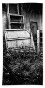 Abandoned Sanatorium Beach Towel