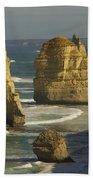 12 Apostles #4 Beach Towel