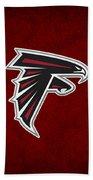 Atlanta Falcons Beach Towel