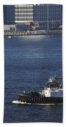 Boston Harbor  Beach Sheet
