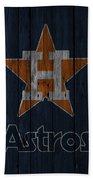 Houston Astros Beach Sheet