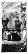 Lady Jane Grey (1537-1554) Beach Towel