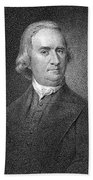 Samuel Adams (1722-1803) Beach Towel