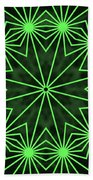 12 Stage Limelight Beach Towel