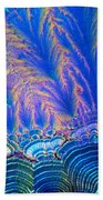 Vitamin C Crystal Beach Towel