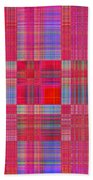 1212 Abstract Thought Beach Towel