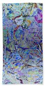 1222 Abstract Thought Beach Towel