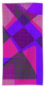 1038 Abstract Thought Beach Towel