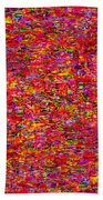 1251 Abstract Thought Beach Towel