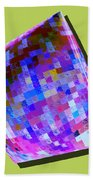 1273 Abstract Thought Beach Towel