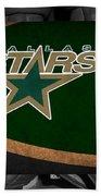 Dallas Stars Beach Towel
