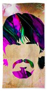 George Harrison Collection Beach Towel