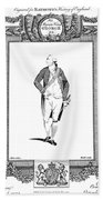 George IIi (1738-1820) Beach Towel