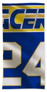 Indiana Pacers Uniform Beach Towel