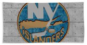 New York Islanders Beach Sheet