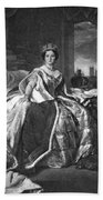 Victoria (1819-1901) Beach Towel