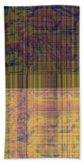 1319 Abstract Thought Beach Towel