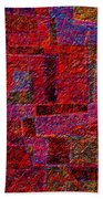 1346 Abstract Thought Beach Towel
