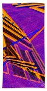 1359 Abstract Thought Beach Towel