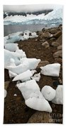 Antarctica Beach Towel