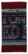 Boston Red Sox Beach Towel