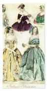 Women's Fashion, 1842 Beach Towel