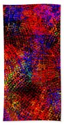 1432 Abstract Thought Beach Towel