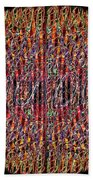 1458 Abstract Thought Beach Towel