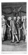 George Washington (1732-1799) Beach Sheet