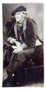 Richard Wagner (1813-1883) Beach Sheet