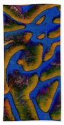 1541 Abstract Thought Beach Towel