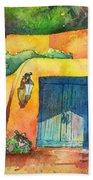 157 Old Lamy Trail Beach Towel