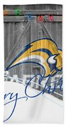 Buffalo Sabres Beach Towel
