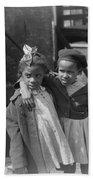Chicago Children, 1941 Beach Towel