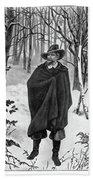 Roger Williams (1603-1683) Beach Towel