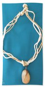 Aphrodite Urania Necklace Beach Towel