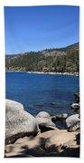 Lake Tahoe Beach Towel