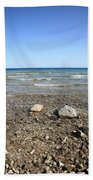 Lake Huron Beach Towel