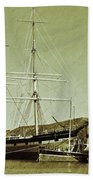 1886 Balclutha Beach Towel
