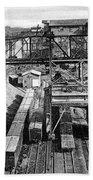 Panama Canal, C1910 Beach Sheet