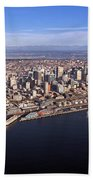 Seattle Beach Towel