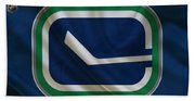 Vancouver Canucks Beach Towel