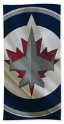 Winnipeg Jets Beach Towel