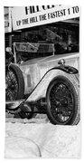 1921 Vauxhall 30/98e Beach Towel