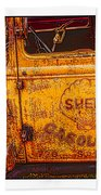 1930 Ford Delivery Beach Towel
