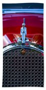 1930 Packard Model 734 Speedster Runabout Beach Towel