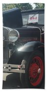 1931 Ford Sedan Beach Towel