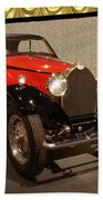 1932 Bugatti - Featured In 'comfortable Art' Group Beach Towel